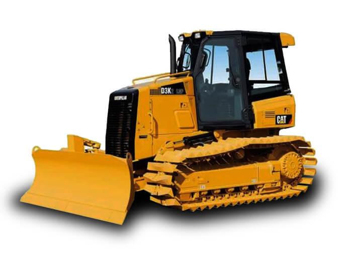 Бульдозер Caterpillar D4K-XL (8 тонн)