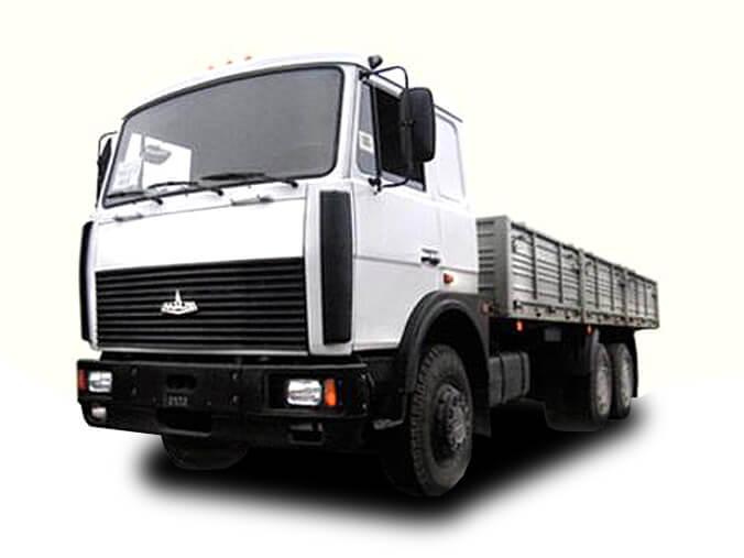 Бортовая машина «МАЗ», борт 6 м., грузоподъемность 5-10 тонн