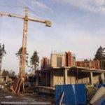 Строительство дома в Сосново