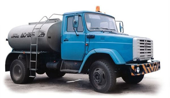 Автогудронатор ДС-39Б